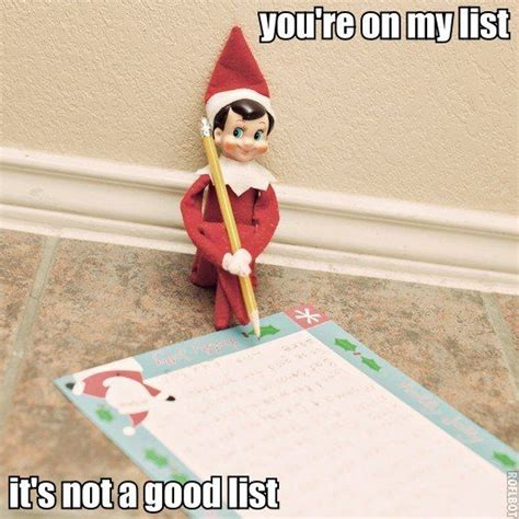 Elf On The Shelf Meme - elf on the shelf know your meme words pinterest