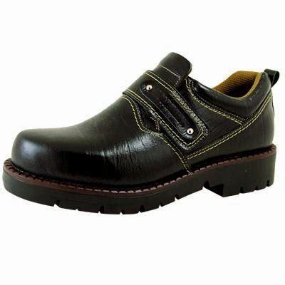 Sandal Kulit Pria Kulit Sapi Atas Bawah sepatu keren pria kulit monument sepatu pantofel pria