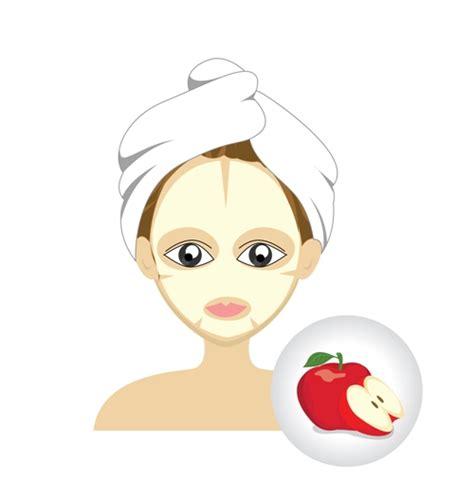 Masker Untuk Wajah Berjerawat cara mengatasi wajah berminyak dan berjerawat dengan apel