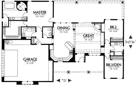 santa fe floor plans santa fe styling 16213md 1st floor master suite adobe