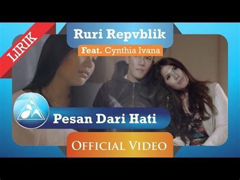 download mp3 didi kempot hati tergores cinta download ruri repvblik feat cynthia ivana pesan dari