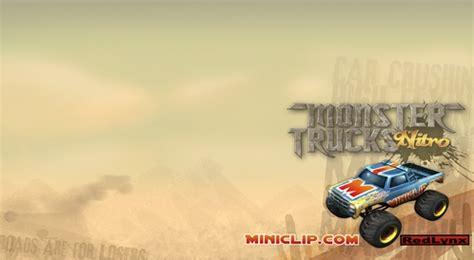 monster trucks nitro 2 hacked kody do gry monster trucks nitro