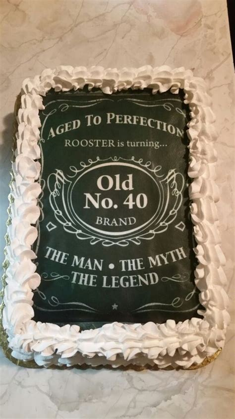 Ol  Ee  Th Birthday Party Ideas For Men Ee   Shelterness