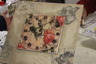 romantica seminario reloj vintage sublimacion sobre azulejo de  mayo