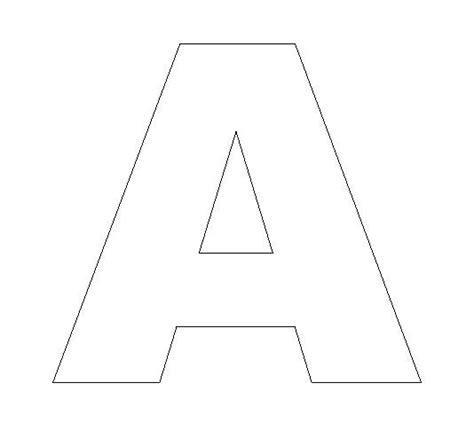pattern for felt letters alphabet felt board craft crafts print your letter a