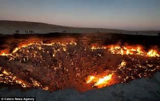 pit turkmenistan turkmenistan s door to hell is the adventure for