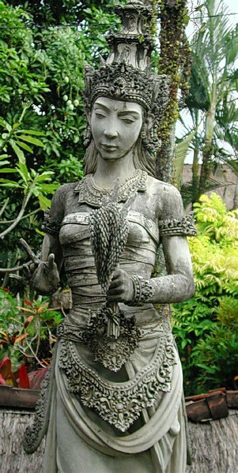Dewi Sri rice goddesses of indonesia cambodia and thailand