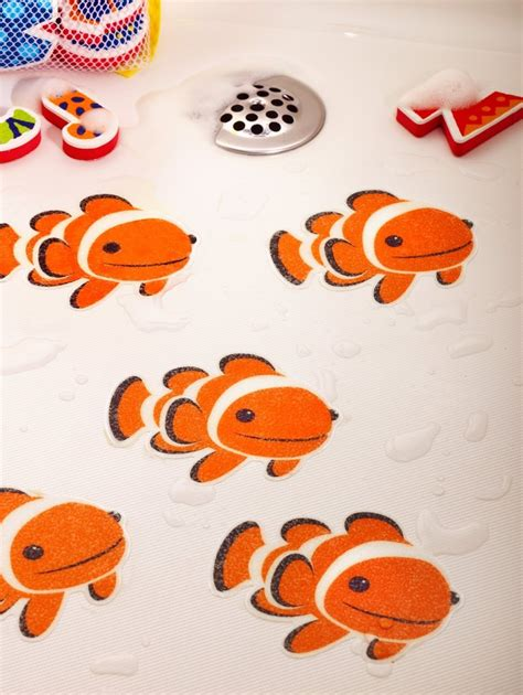 bathtub slip resistant stickers slip x non slip bath and shower stickers review home fixated