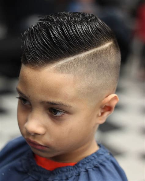 haircuts for boys list 70 popular little boy haircuts add charm in 2018