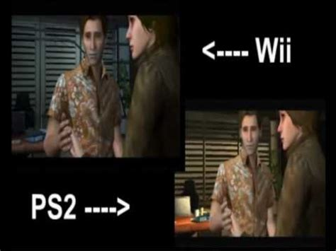 wii vs ps2 which has silent hill shattered memories wii vs ps2