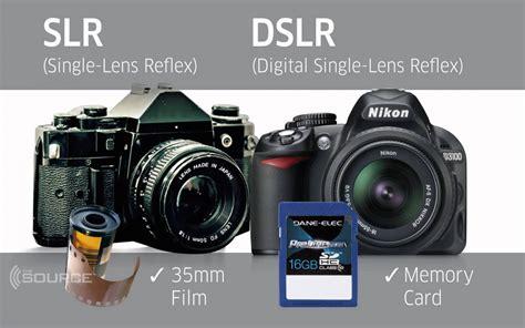 cara membuat film pendek dengan kamera dslr perbedaan kamera dslr vs slr