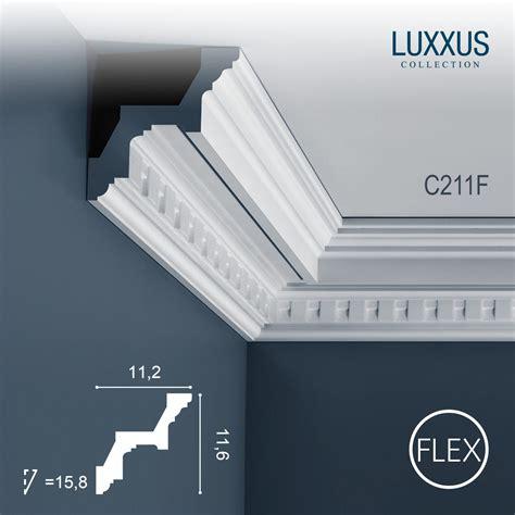 corniche moulure cimaise orac decor c211f luxxus