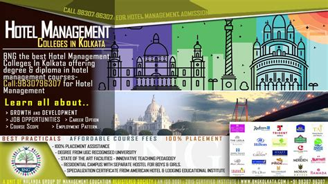 Mba Colleges In Calcutta by Hotel Management Colleges In Kolkata 187 Bng Hotel
