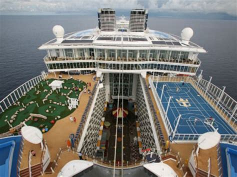 largest ship in the world world s largest cruise ship national geographic channel