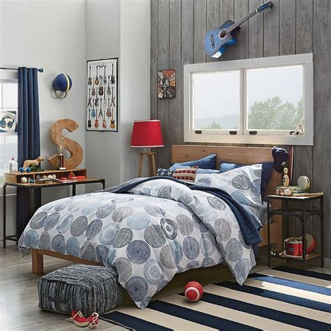 the childrens bedroom company roundabout percale bedding contemporary kids bedding