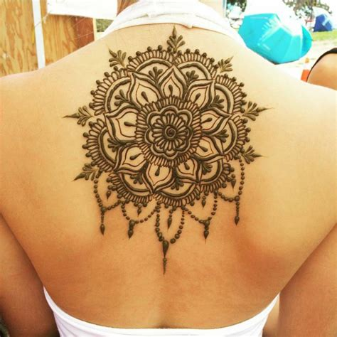 henna tattoo back tumblr henna back wings makedes