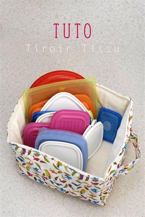 Tiroir En Tissu by Tutoriel De Couture Le Tiroir En Tissu Tiroir Tuto Et Tissu