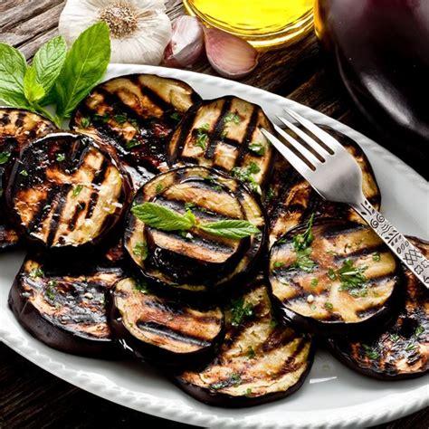 Aubergines Grilles recette aubergines grill 233 es