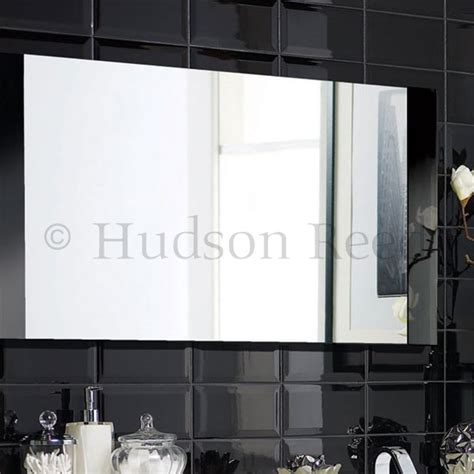 Hudson Reed Bathroom Mirrors Hudson Reed Crescent Moon Bathroom Mirror Lf259 At Plumbing Uk