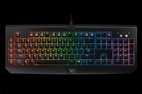Razer Blackwidow Chroma Overwatch Edition Keyboard Gaming 2 razer blackwidow chroma mechanical gaming keyboard