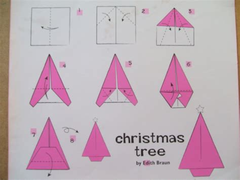 simple origami trees the craft fantastic