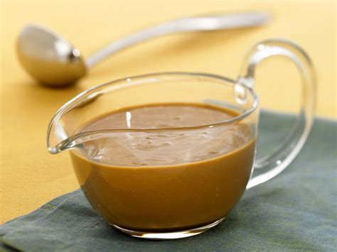 using flour cornstarch and arrowroot gravy thickeners - Gravy Boat Substitute