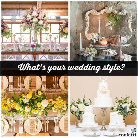 Wedding Ceremony Quiz by Quiz What S Your Wedding Style Confetti Co Uk