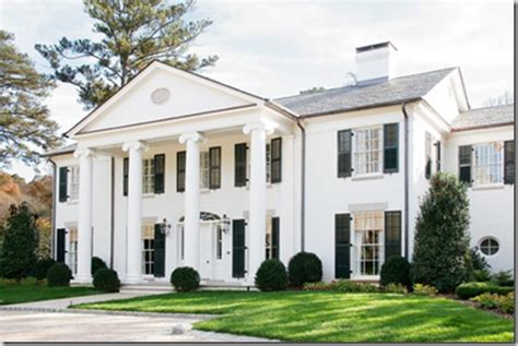 greek revival style things that inspire five beautiful houses