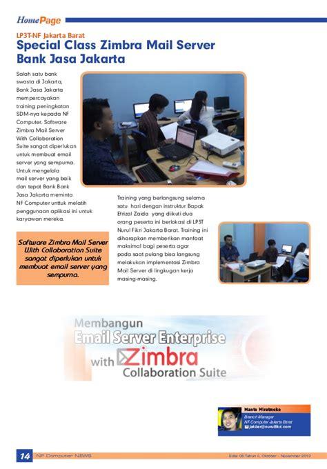 membuat email zimbra nf com news edisi 8 okt nov 2012 ok 17102012