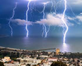 Lighting Ca Picture Of The Day Exposure Lightning