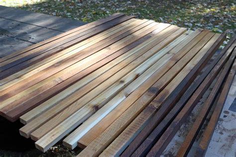 Cedar Doormat how to make a wood slat doormat how tos diy