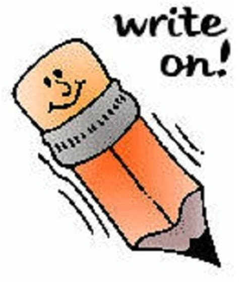 Happy Writing happy writing clipart clipground