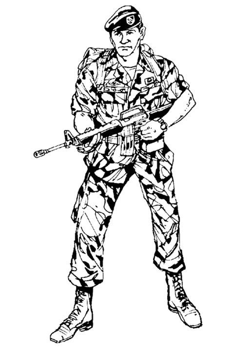 S 233 Lection De Dessins De Coloriage Militaire 224 Imprimer Sur