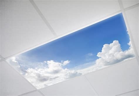 cloud drop ceiling light panels decorative light covers