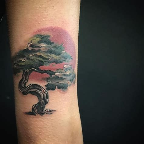 bonsai tree tattoo 29 best bonsai simple images on