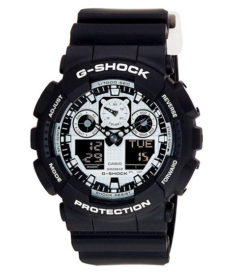 Casio G Shock Black casio black g shock analog digital g shock gshock
