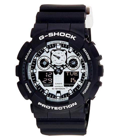Casio G Shock Cg19 Black casio black g shock analog digital g shock gshock