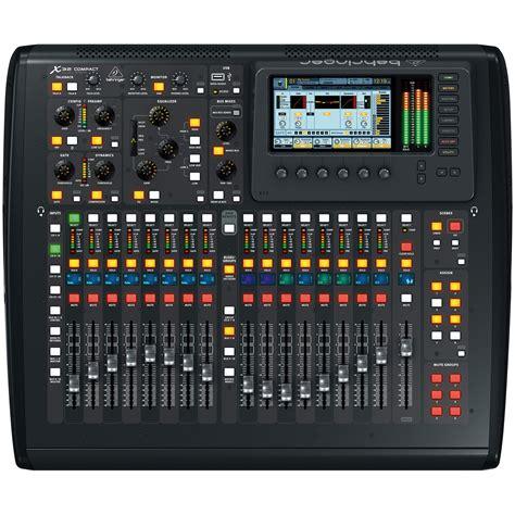Mixer Behringer Mini behringer x32 compact 171 digital mixer
