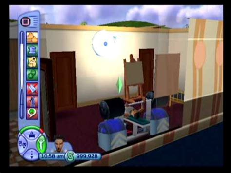 the sims 2 ps2 gameplay youtube