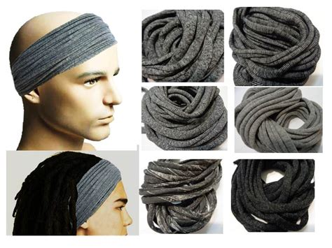 image gallery hair accessories for men mens headband dreadband mens hair accessory dreadlock wrap