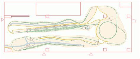 layout lop nolix versus helix in n scale model railroader magazine