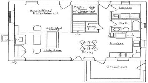 Saltbox Cabin Plans by 2 Bedroom Saltbox House Plans House Saltbox