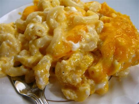Mac And Cheese With Cottage Cheese And Sour by Easy Baked Macaroni Cheese Will Replace The Cottage