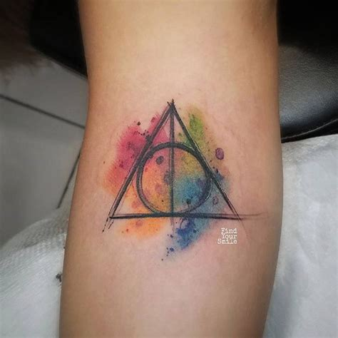 deathly hollows tattoo best 25 always ideas on always harry