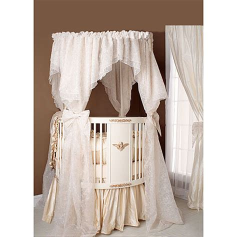 Circular Baby Cribs by Palace Crib And Nursery Necessities In Interior
