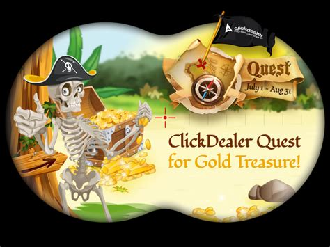 treasure hunters quest for the city of gold books clickdealer is launching a quest for gold treasure