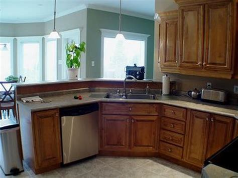 kitchen design with oak cabinets bloombety simple small kitchen design with oak cabinets
