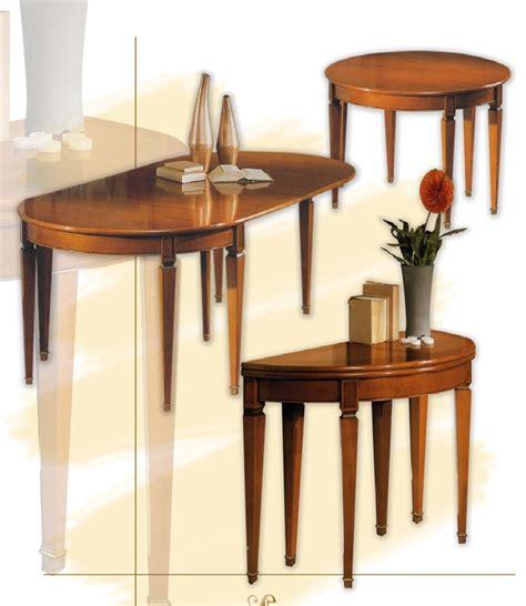 tavolo mezzaluna tavolo consolle mezzaluna epoca mobili