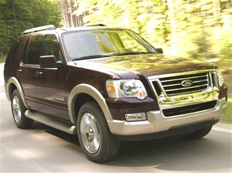 blue book value used cars 2006 ford e series parental controls 2006 ford explorer pricing ratings reviews kelley blue book
