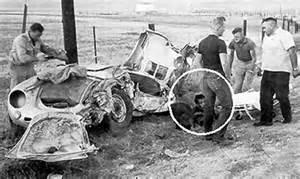 pin james dean crash site amp memorial photos picture on